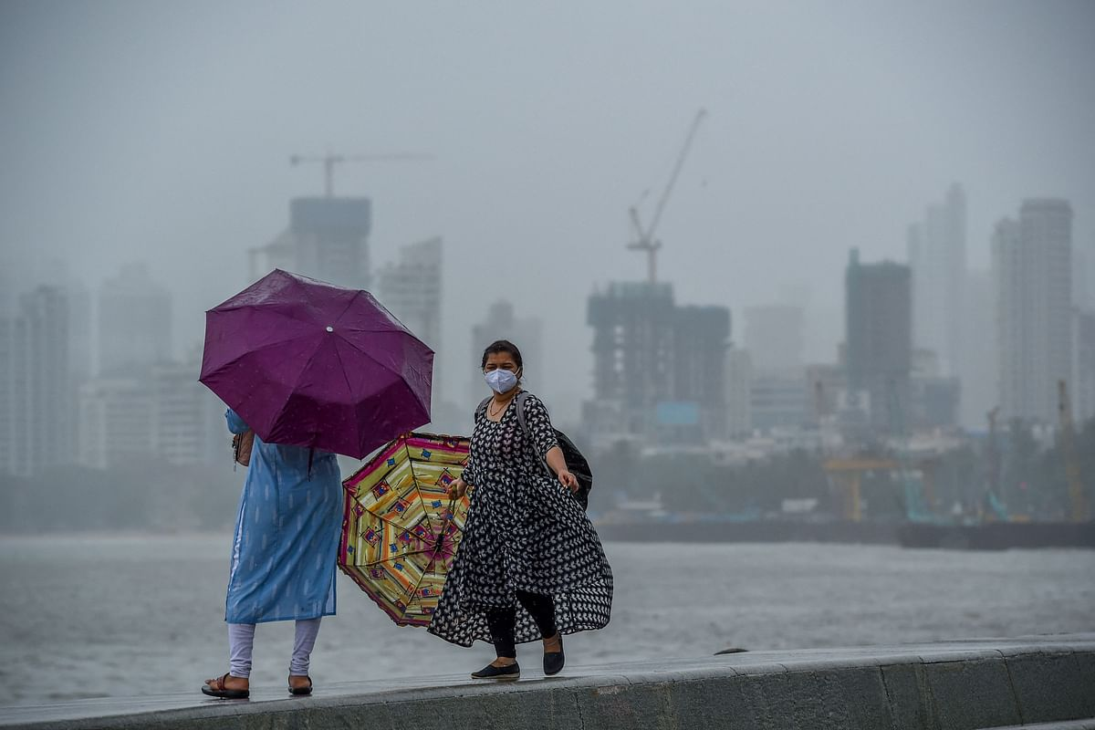 Mumbai weather update: Light to moderate rainfall in city with possibility of occasional intense spells at isolated places, says IMD