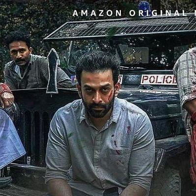 Prithviraj Sukumaran's 'Kuruthi' to release on Amazon Prime Video on THIS date