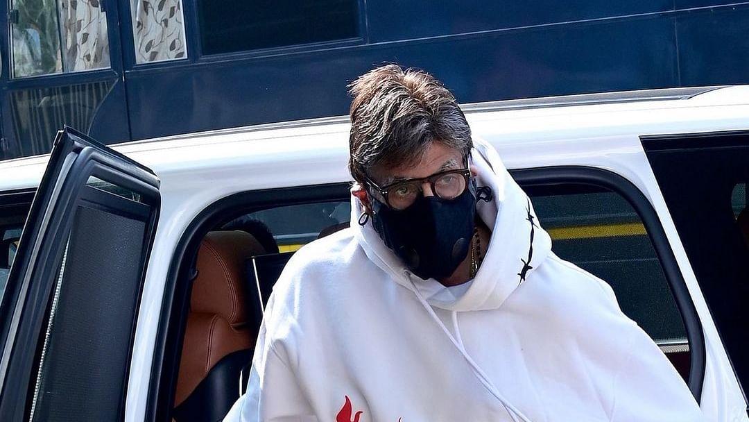 'Yeh virus ghar dhoond raha hai': Amitabh Bachchan shares poem urging fans to prevent COVID-19