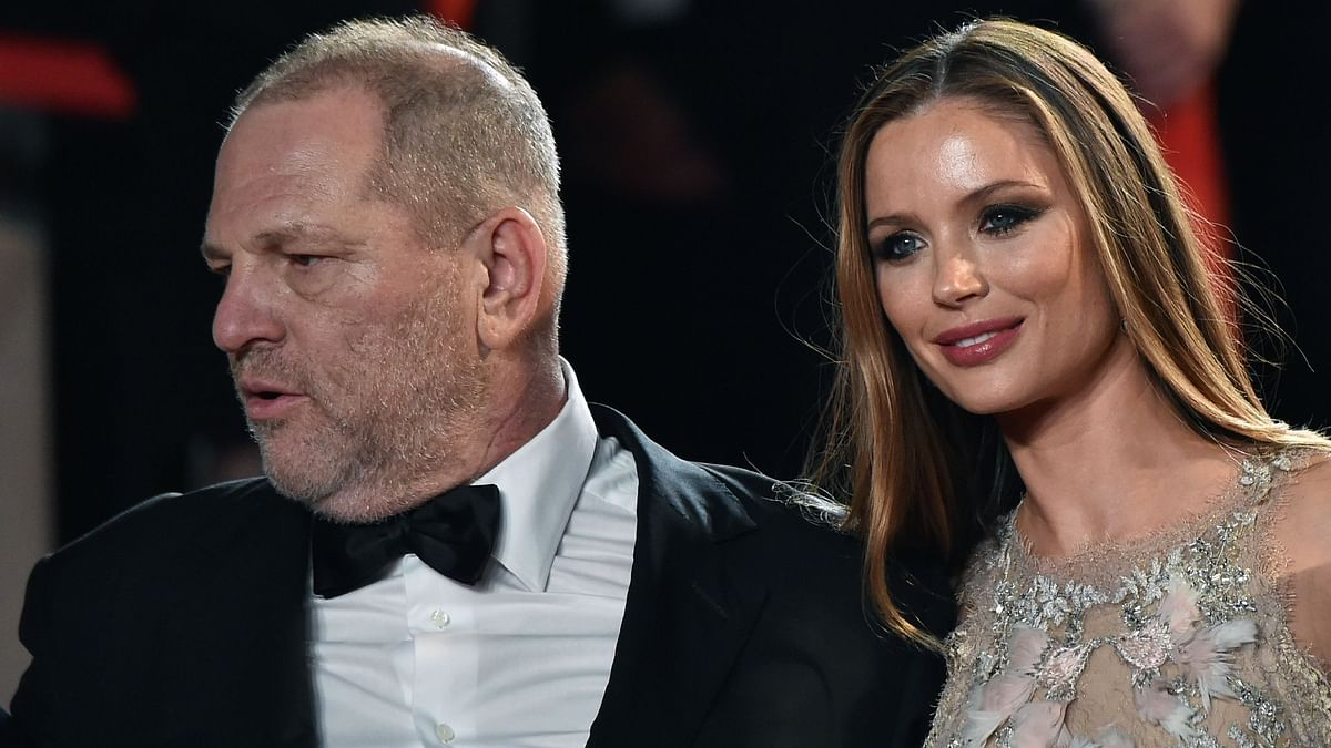Georgina Chapman finalises divorce from Harvey Weinstein