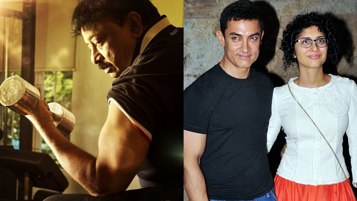 'Why the F should anyone else have a problem': Ram Gopal Varma blasts those trolling Aamir Khan for divorce