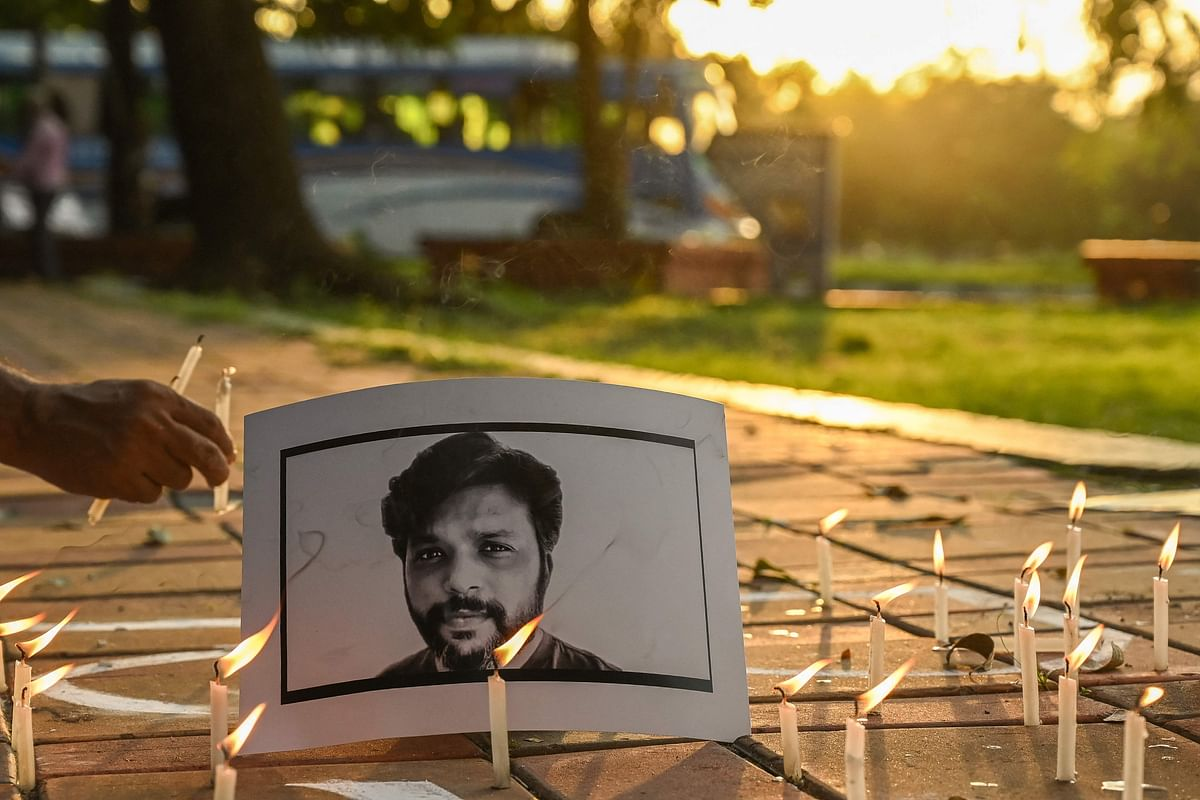 Slain photojournalist Danish Siddiqui to be buried at Jamia Millia Islamia graveyard