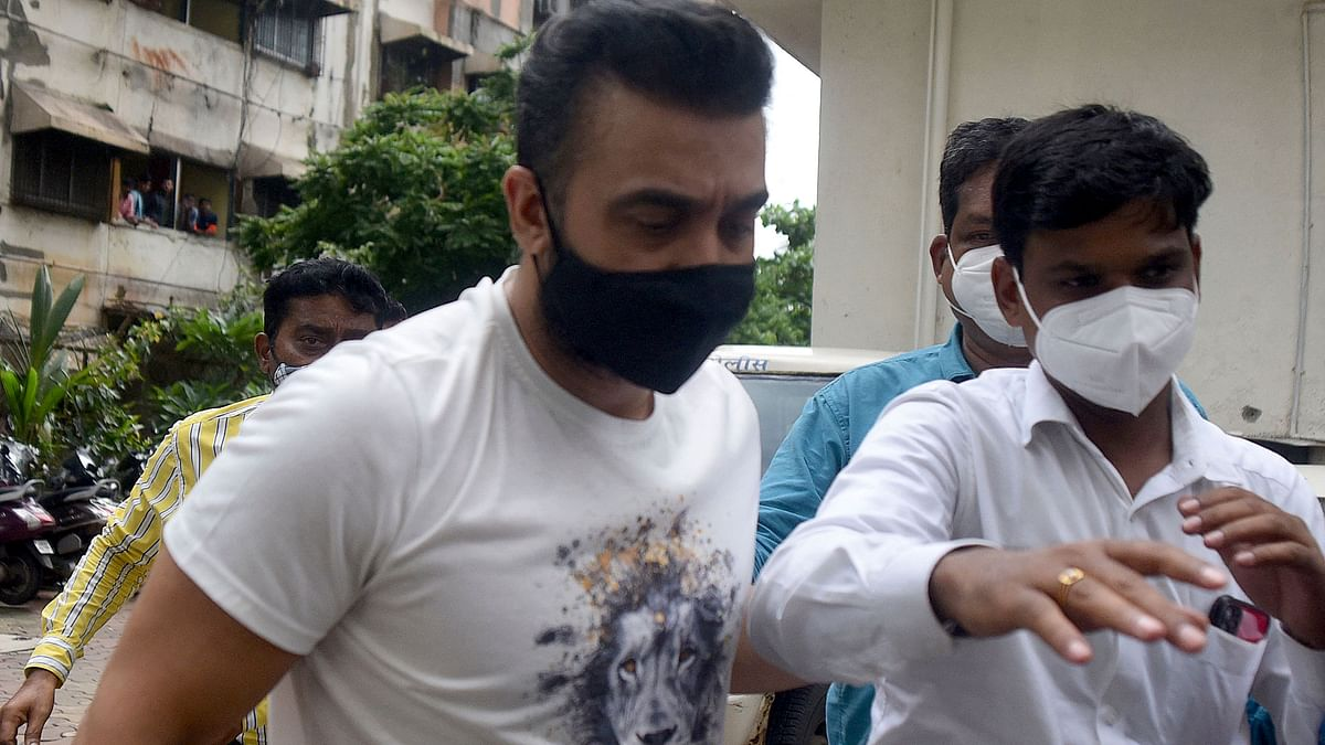Raj Kundra key conspirator in 'Hotshots' porn racket: Mumbai crime branch