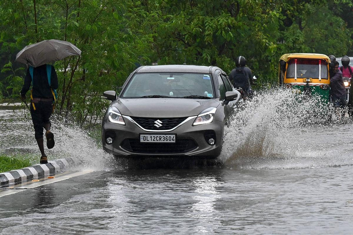 Madhya Pradesh: State gets merely 3% surplus rainfall, Singrauli records 62% more rain