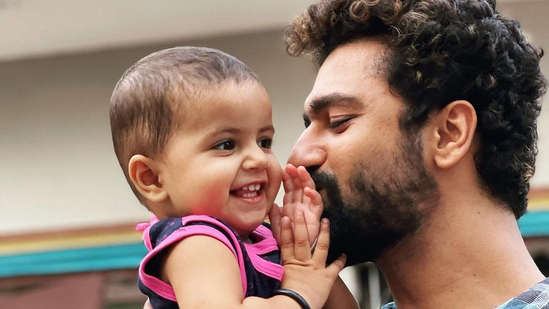 'Took a lot of ghumi-ghumi and joker-ing': Vicky Kaushal quips on how he became friends with his little 'bhatiji'