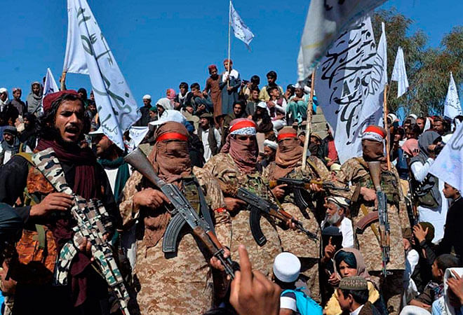 Heavy fighting breaks out in Afghanistan's Badakhshan, 20 Taliban terrorists killed