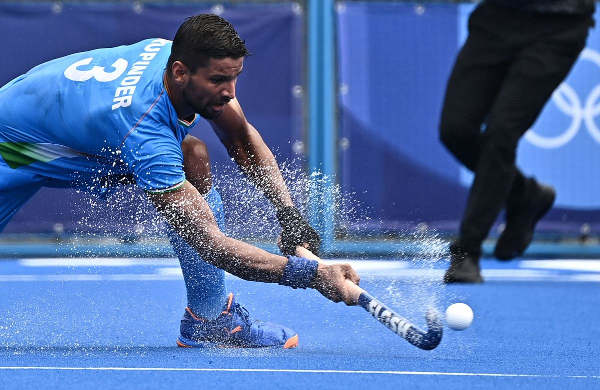 Hockey at Tokyo Olympics: Rupinder Pal Singh strikes twice as India see off Spain 3-0 after Australia drubbing