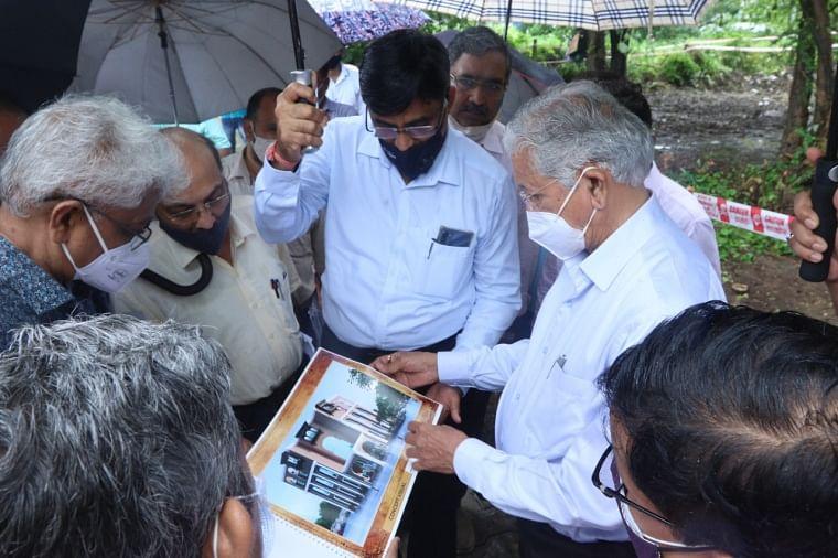 Navi Mumbai: CIDCO transfers 3000 sqm plot to state government for sub-centre of Marathi Bhasha Bhavan in Airoli