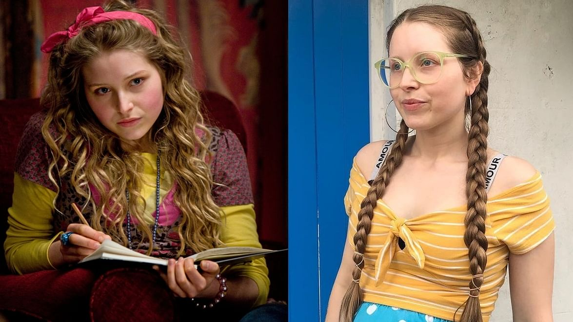 'It's so f***ed up': 'Harry Potter' actress Jessie Cave on being treated 'differently' on sets after gaining weight