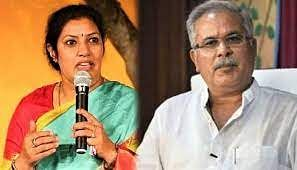 Chhattisgarh: BJP, Congress lock horns over fuel price hike; BJP state in-charge Purandeswari asks CM Baghel to issue white paper