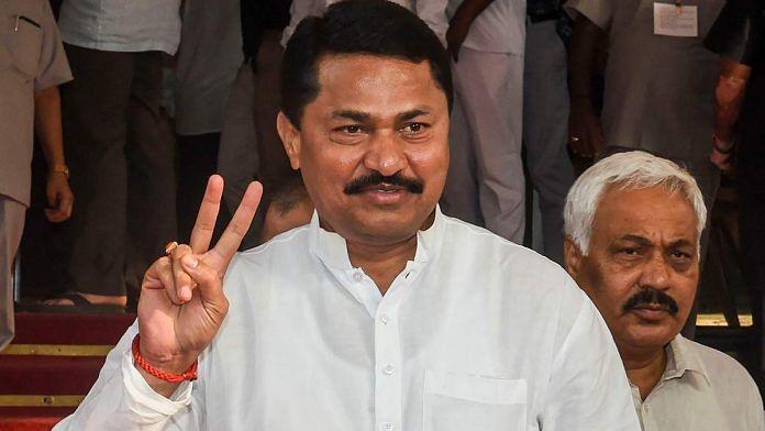 Maharashtra Congress chief Nana Patole
