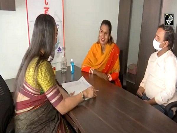 Visual of the clinic in Maharashtra