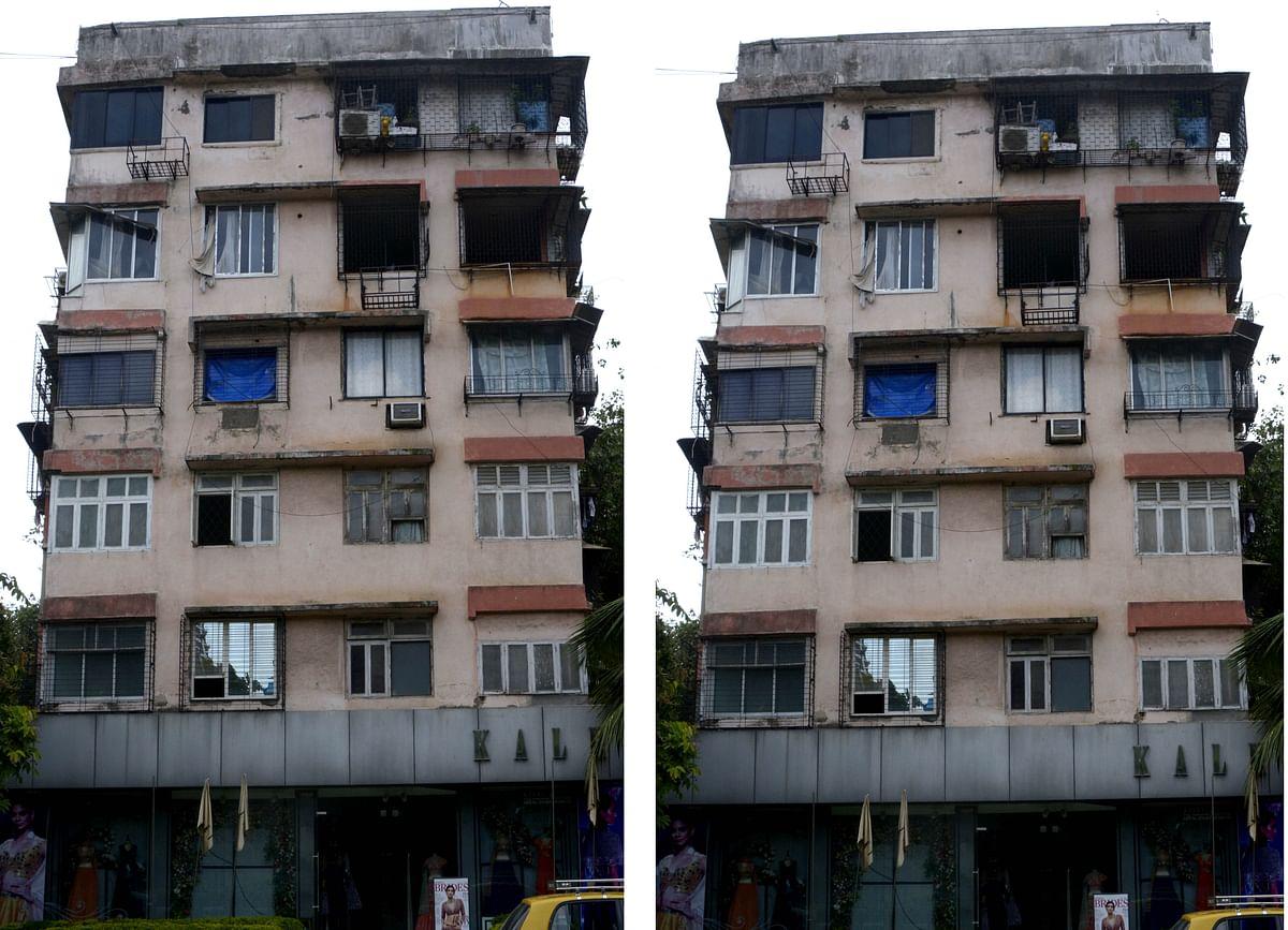 2 years on, residents of Worli bldg still hope for redevelopment