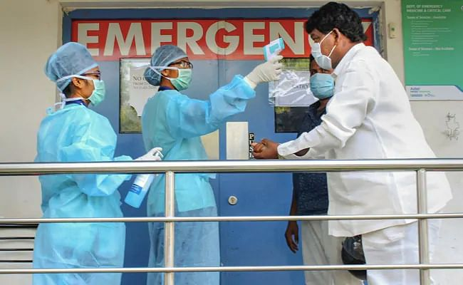 Thane civil hospital gears up for impending third wave of COVID-19