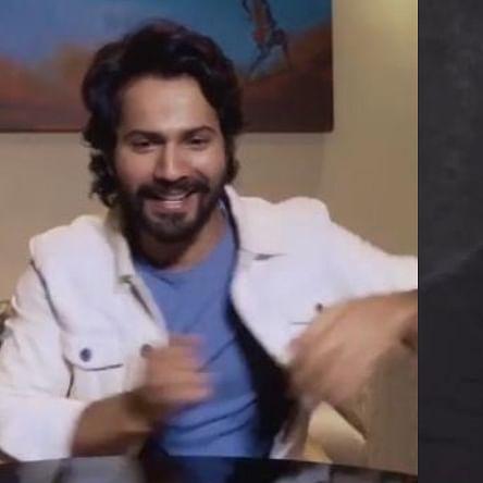 Watch: Varun Dhawan teaches dance steps to Chris Pratt on 'Chalti Hai Kya 9 Se 12'