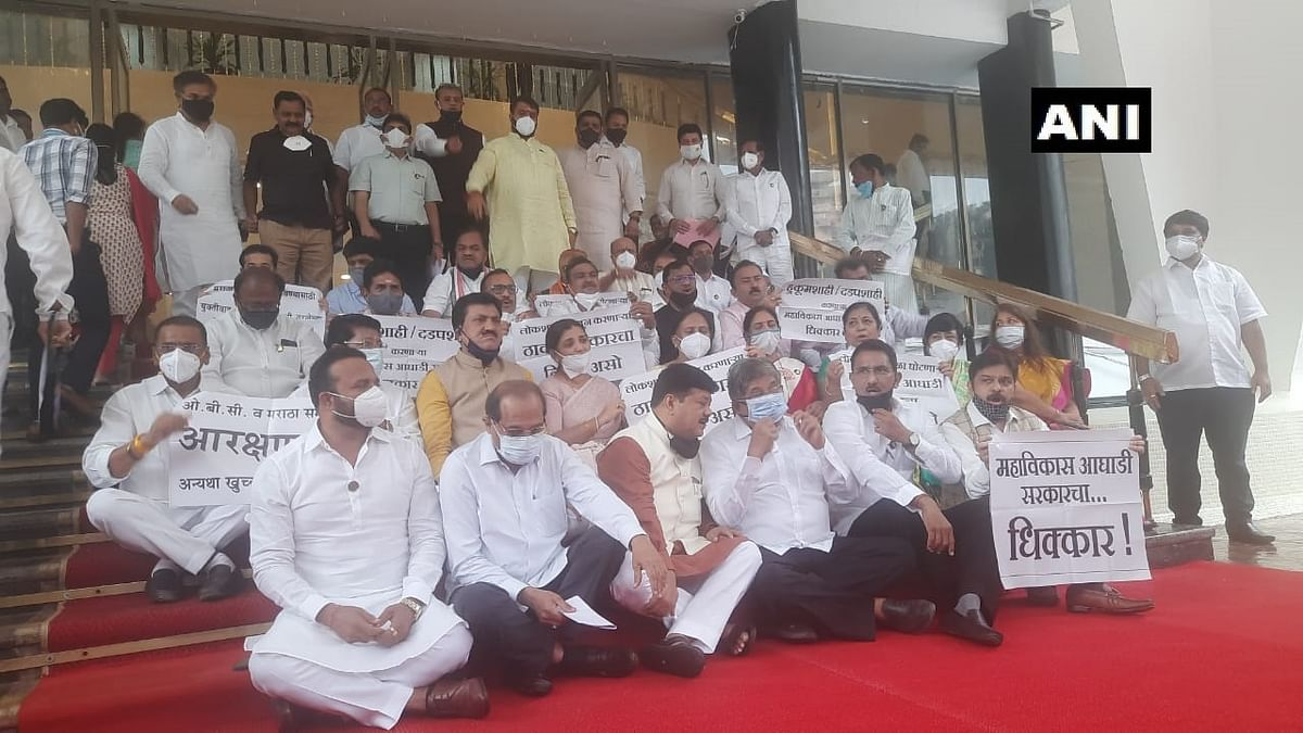 Maharashtra: BJP to challenge suspension of 12 MLAs in Bombay High Court