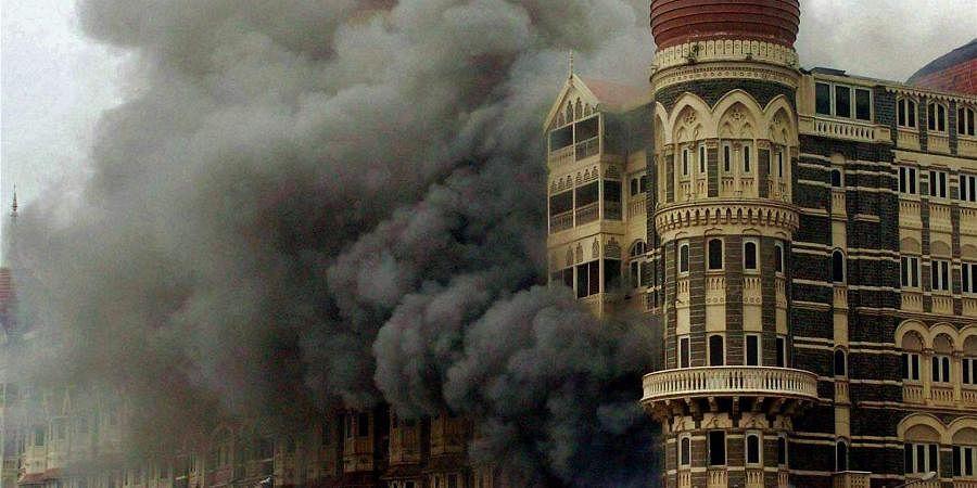 File image of 26/11 Mumbai terror attacks