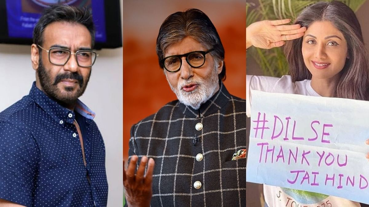 National Doctors' Day 2021: Amitabh Bachchan, Shilpa Shetty, Ajay Devgn, and others salute the real heroes