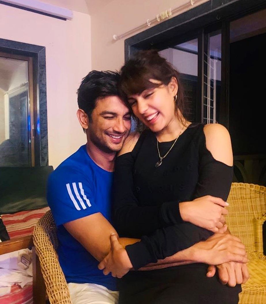 On Rhea Chakraborty's birthday, a look at some of her best moments with BF Sushant Singh Rajput