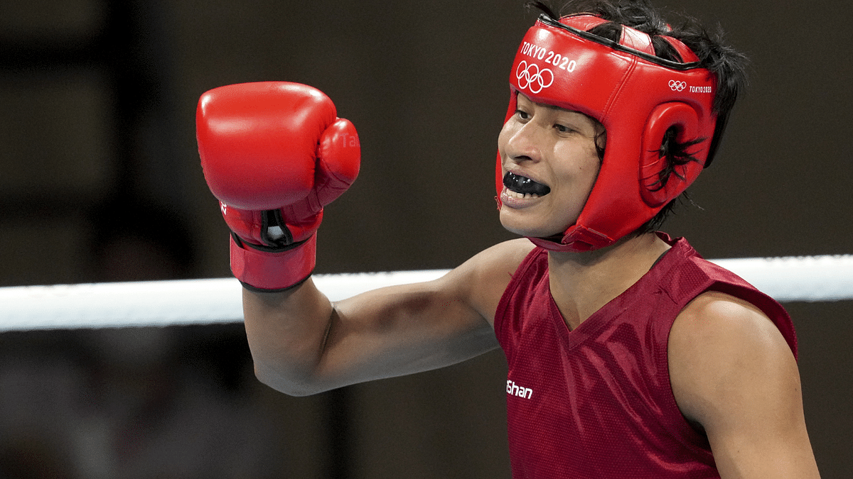 Lovlina Borgohain assures India of first boxing medal at Tokyo Olympics; proud netizens say 'go for gold'