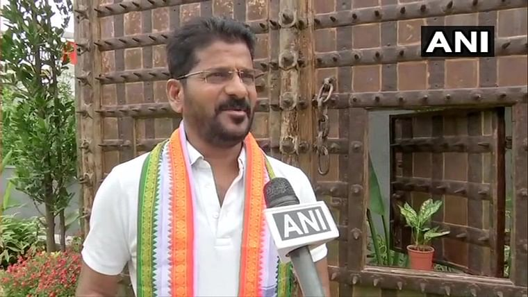 Telangana Congress chief stopped from leaving to attend Parliament monsoon session, under house arrest