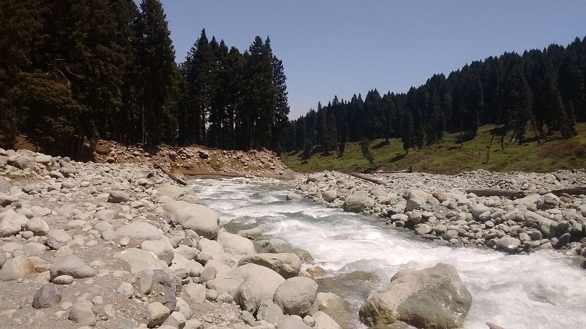 Shaliganga river, Doodhpatri