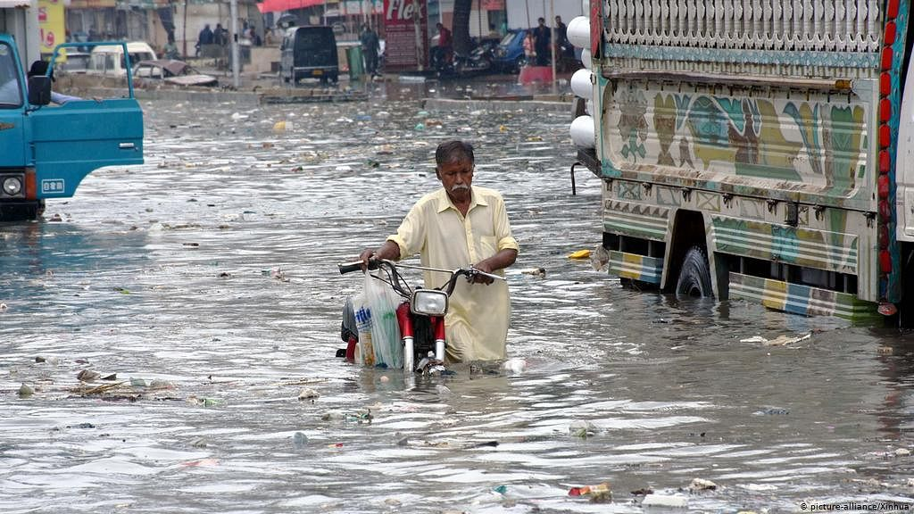 Pakistan: 15 killed, 26 injured in rain-related incidents in northwest Khyber Pakhtunkhwa