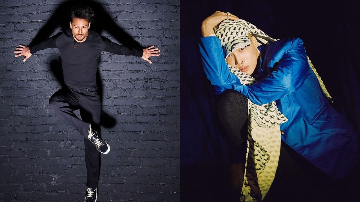 Watch: Tiger Shroff flaunts his sexy dance moves to K-pop star Kai's song 'Mmmh'