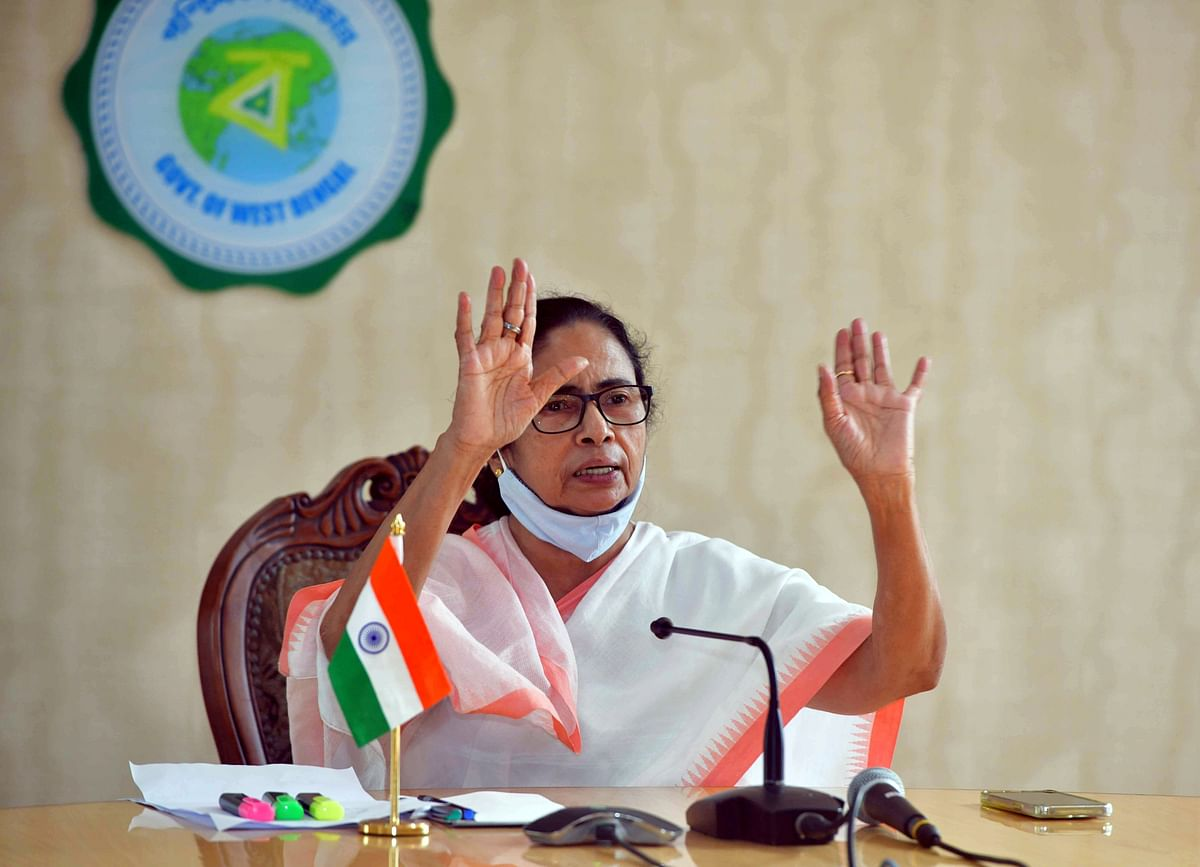 Mamata Banerjee unanimously named chairperson of Trinamool Congress Parliamentary Party