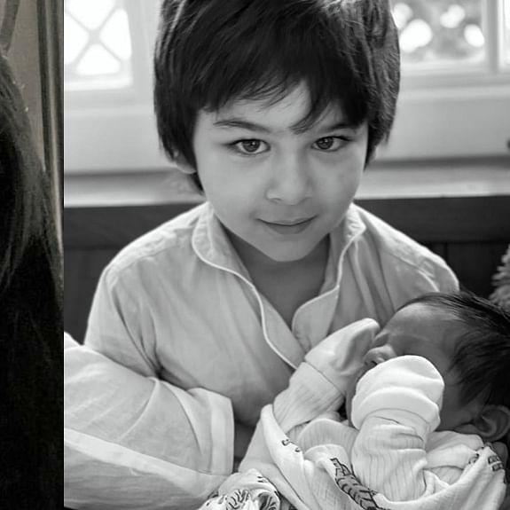 Have Kareena Kapoor and Saif Ali Khan named their newborn son 'Jeh'?