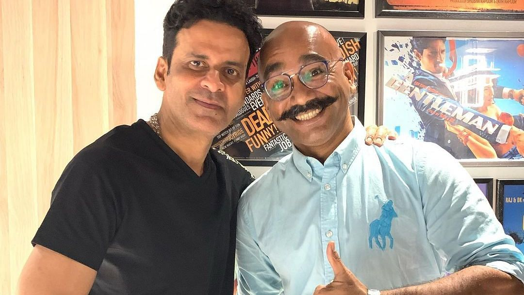 """""""It took me two and a half years to quit my job after realizing that I wanted to do voice-overs,"""" says Vijay Vikram Singh"""
