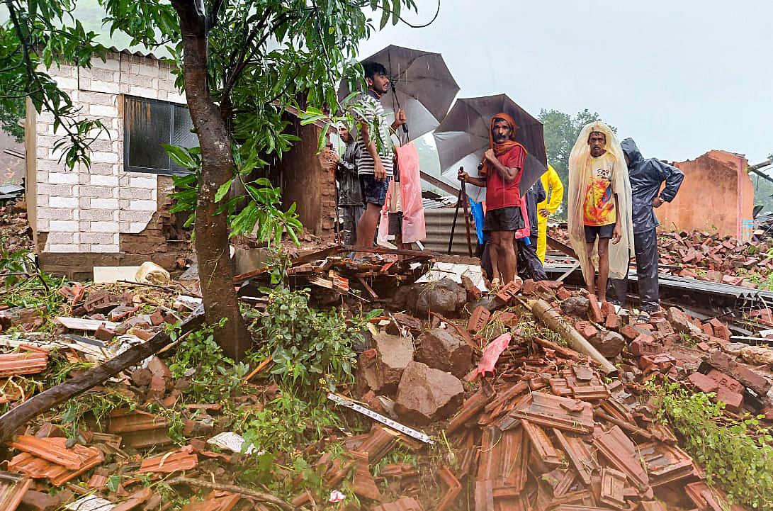 Raigad landslides: Death toll rises to 44, more than 25 still trapped under debris