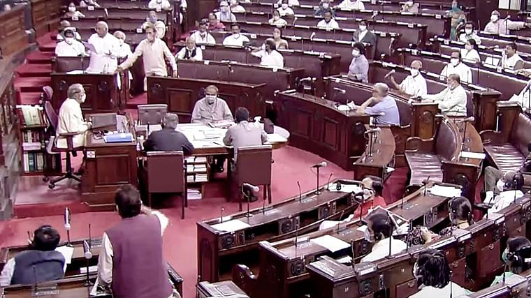 Parliament Monsoon Session Live Updates: Lok Sabha adjourned till 4 pm amid sloganeering by Opposition MPs