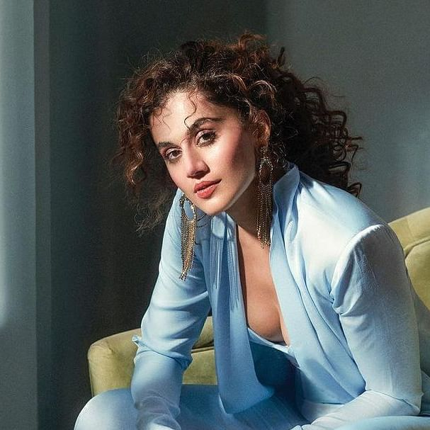 Taapsee Pannu launches her production house, says 'aim is to empower talent with no film background'