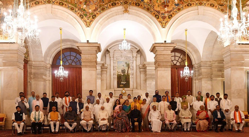 Jyotiraditya Scindia gets Civil Aviation, Mansukh Mandaviya made Health Minister: Here's full list of ministers in PM Modi's Cabinet rejig