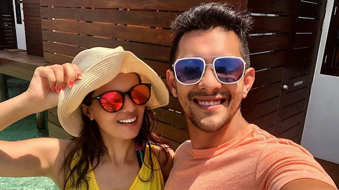 'With all the romance that's happening...': Aditya Narayan on reports of wife Shweta's pregnancy
