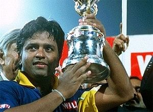 'Slap them': Arjuna Ranatunga on how to make Sri Lankan players more disciplined