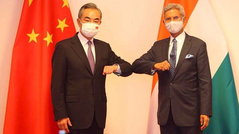 'Unresolved' situation along LAC and more - What EAM Jaishankar discussed with his Chinese counterpart Wang Yi