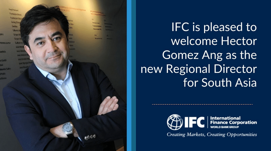 IFC will look to further support the region's most vulnerable people by helping deliver more funding for hard hit MSMEs and promoting green growth through investments in sustainable infrastructure, he said.