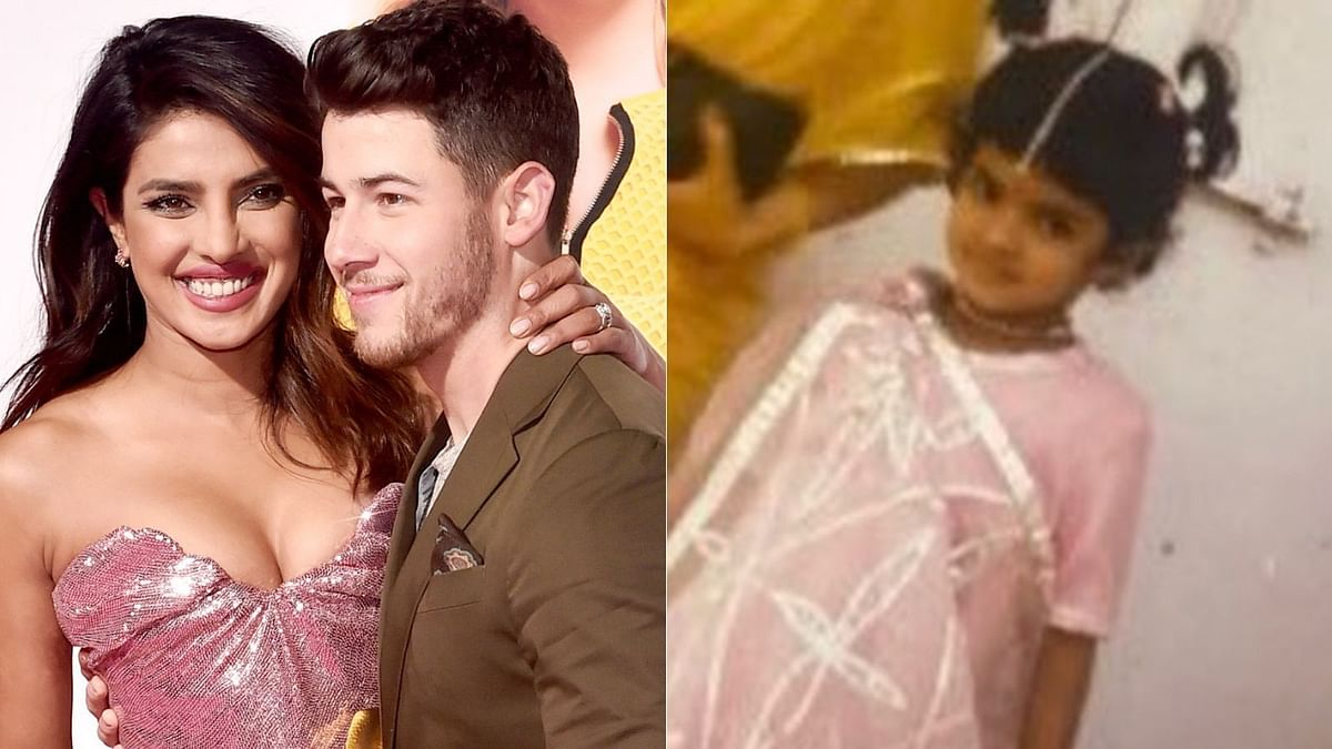 'You deserve all the happiness': Nick Jonas wishes wife Priyanka Chopra on birthday with her childhood picture