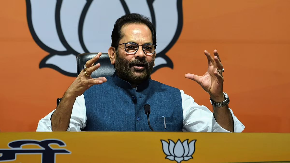 India coming out of Covid more strongly than many nations: Naqvi