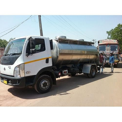 Bhopal: Now, digital locks on milk tankers to check adulteration