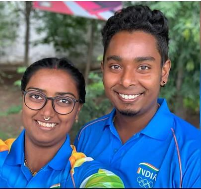 Indian Archery: Husband-wife duo keep medals hope in sights