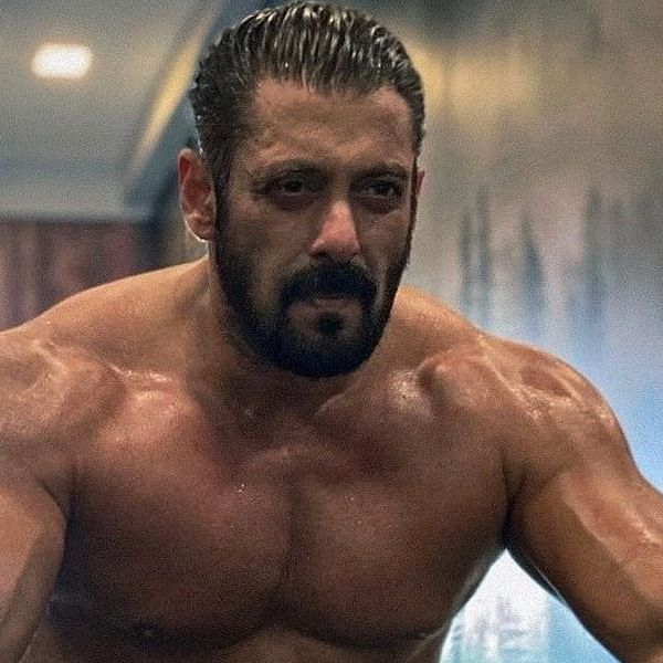 Watch: Salman Khan shares glimpse of intense physical training for 'Tiger 3'