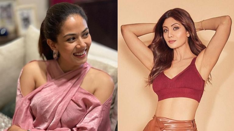 Mira Kapoor fangirls over Shilpa Shetty's look from 'Hungama 2', writes 'how can someone look this hot'