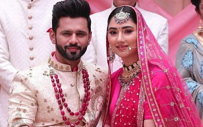 Rahul Vaidya and Disha Parmar to marry on THIS date; say 'it will be an intimate affair'