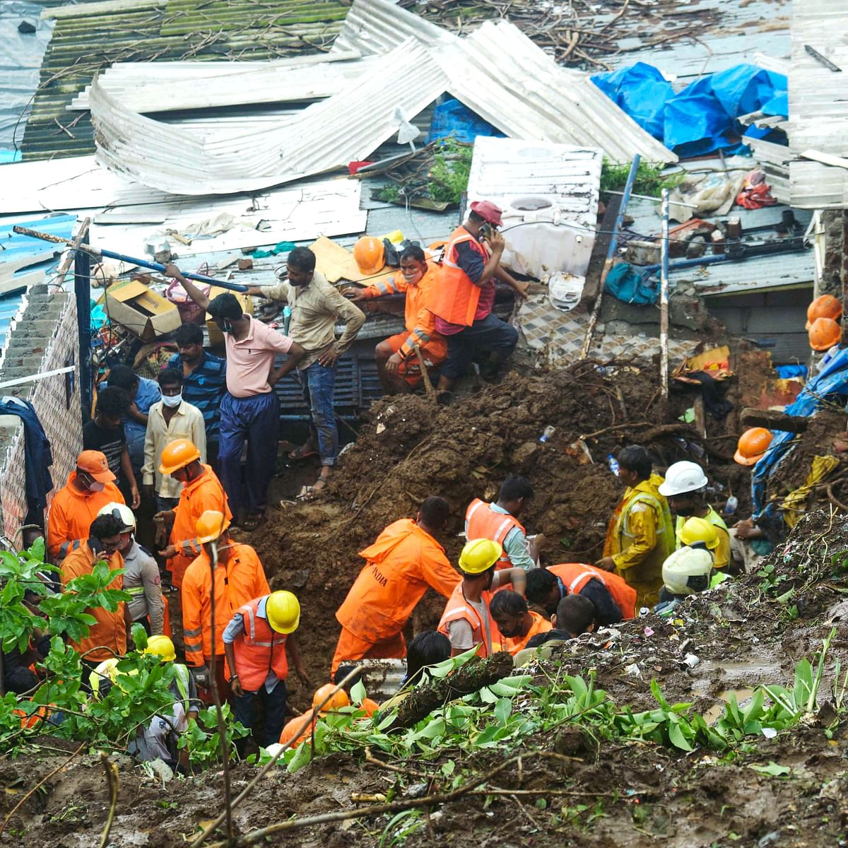 'BMC must be called out for their absolute failure': AAP expresses 'shock and horror' after rain fury claims 25 lives in Mumbai