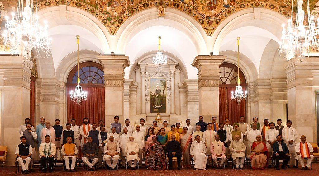 Union Cabinet expansion: Mansukh Mandaviya gets Healthy Ministry, Piyush Goyal gets Textile