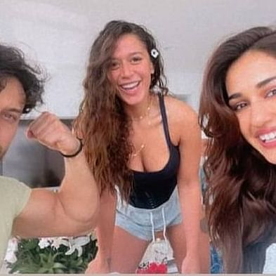 'Disha is like an older sister': Krishna Shroff says Tiger Shroff's rumoured girlfriend is her go-to person