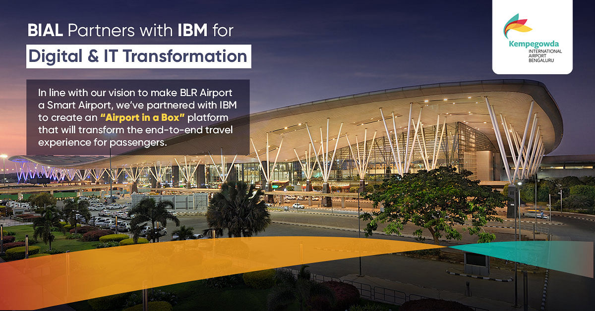 IBM Hybrid Cloud capabilities, Red Hat Automation and Kyndryl managed infrastructure services will help BIAL improve productivity, automate IT and reduce costs, an IBM statement said on Wednesday.